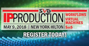 SVG IP Production Forum 2018