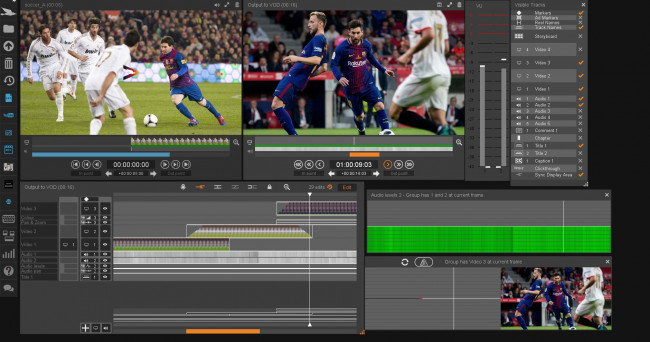 This may be the fastest video editing technology anywhere